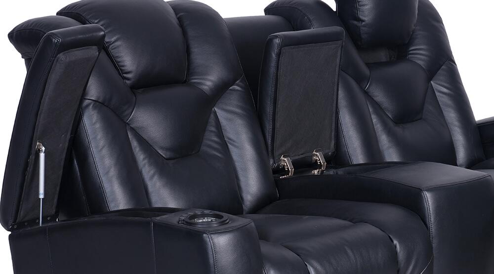 Seatcraft Endeavor Media Sofa