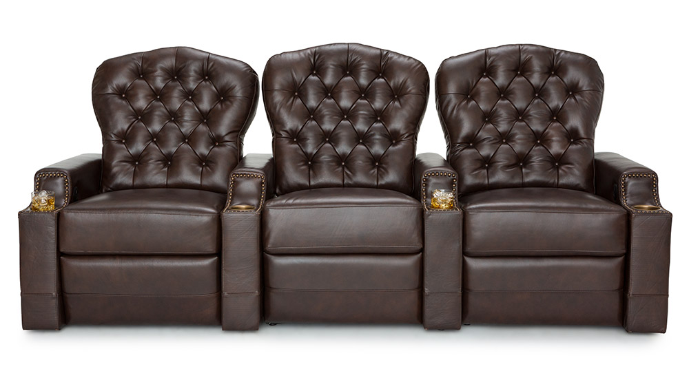 Seatcraft Imperial Home Theater Chairs