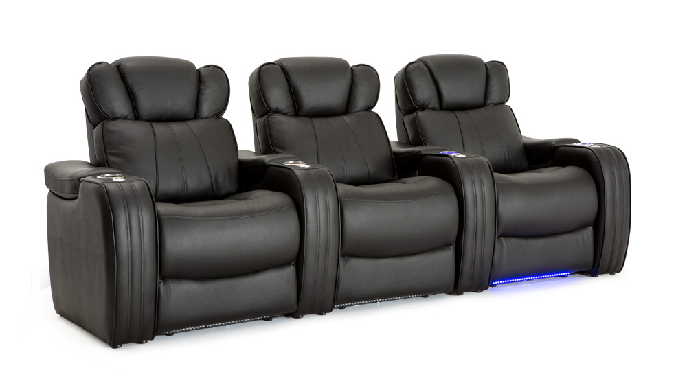 Seatcraft Rockford Home Theater Seating