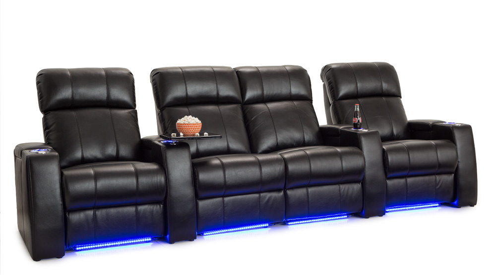 Seatcraft Sonoma LG Movie Chairs