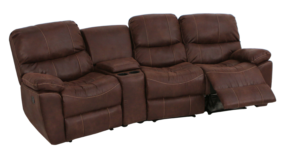 Seatcraft Bismarck Theater Sectional