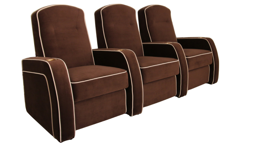 Seatcraft Century Home Theater Chairs