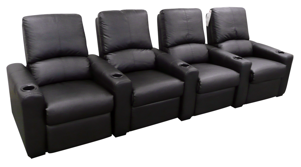 Seatcraft Eros Media Room Chairs