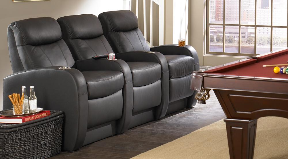 Seatcraft Rialto Back Row Seating Seatcraft