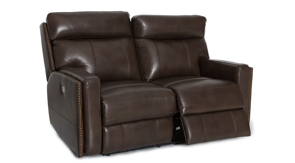 Zandria Leather Sectional Dimensions Crafts