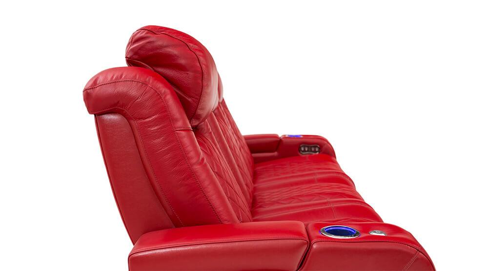 Seatcraft Anthem Home Theater Sofa Amp Loveseat Seatcraft