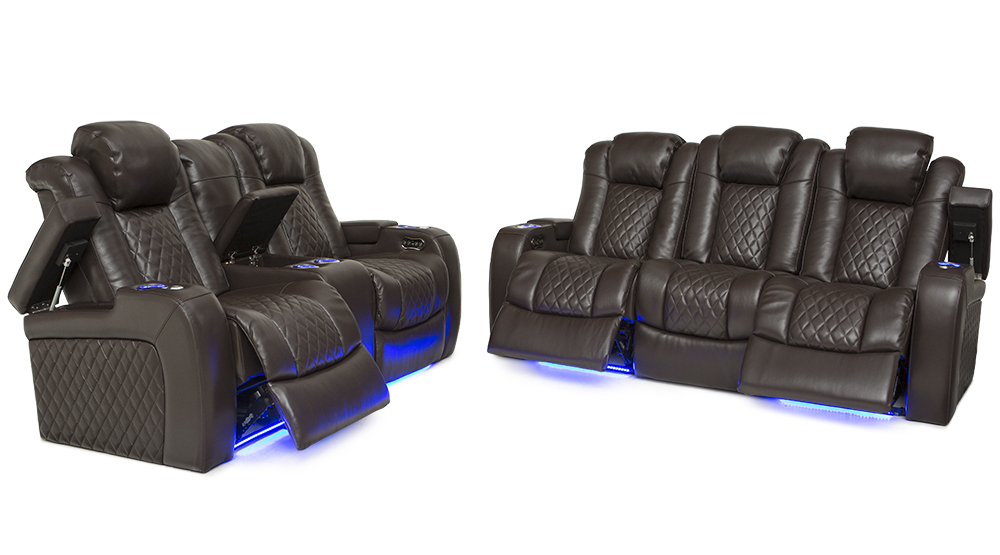 Collections Of Seatcraft Center Loveseat Reclining