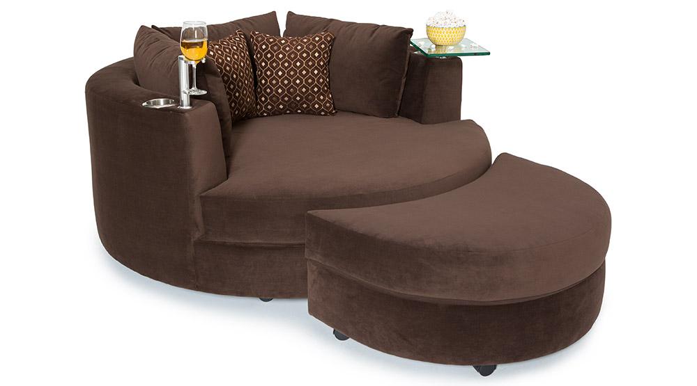 Seatcraft Swivel Cuddle Couch Seatcraft