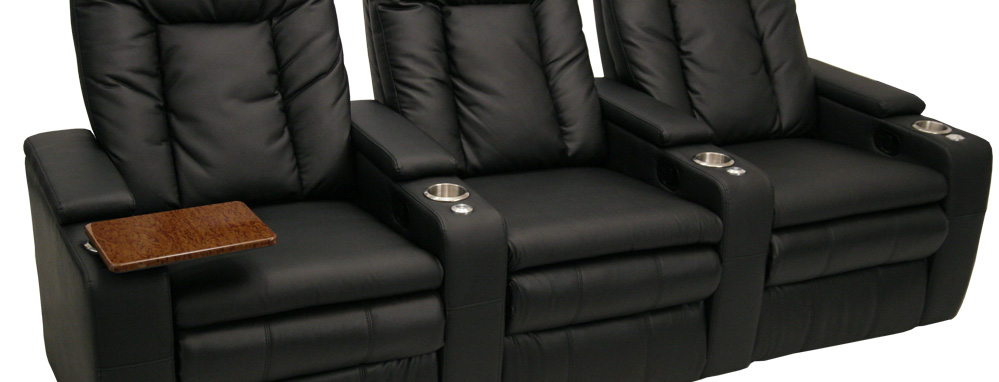 Seatcraft Bellagio Movie Seats