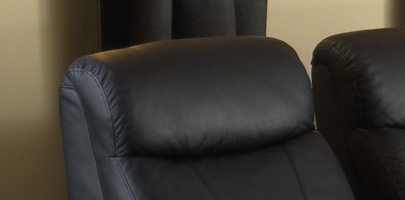 Seatcraft Rialto Back Row Padded Headrests