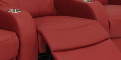 Seatcraft Rialto Chaiselounger Recline