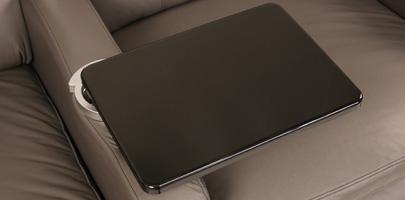Seatcraft Valencia Home Movie Seat Tray Table