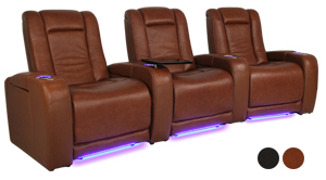 Seatcraft Signature Home Theater Seats Seatcraft