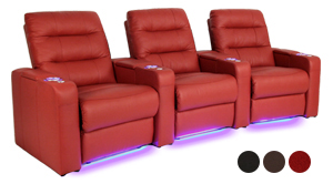 Seatcraft Excalibur LX Movie Chairs
