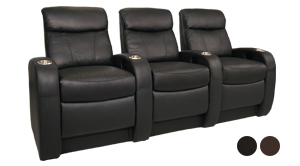 Seatcraft Rialto Back Row Seating