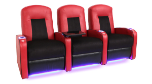 Seatcraft Rapture Space Saver Seating