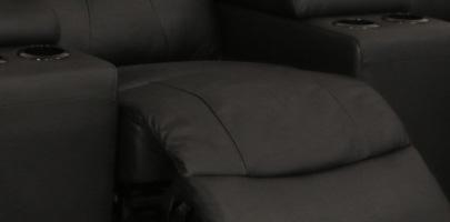 Seatcraft Genesis Theater Furniture Chaiselounger Recline