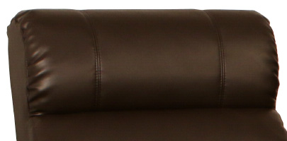 Seatcraft Niagara 7000 Theater Sofa Padded Headrests
