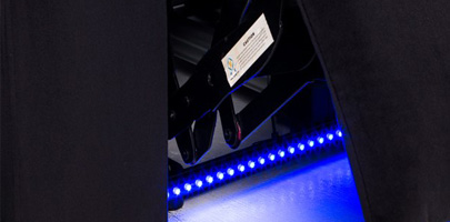 Seatcraft Aspen Ambient Lighting