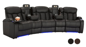 Seatcraft Niagara 7000 Theater Sofa