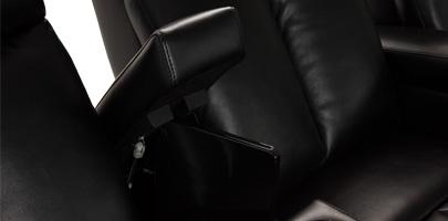 Seatcraft Seville Your Choice Hidden In-arm Storage