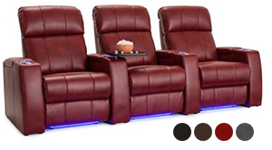 Seatcraft Sonoma LG Movie Chairs