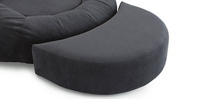 Seatcraft Cuddle Seat Matching Ottoman