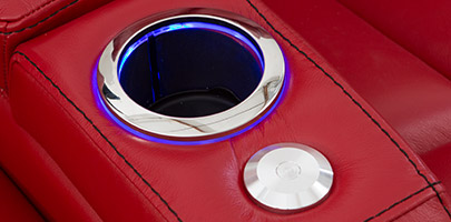 Seatcraft Delta Lighted Cupholders