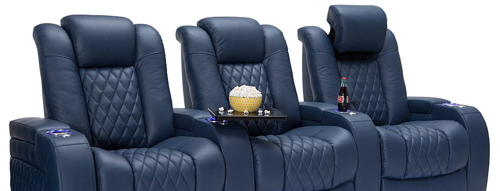 Seatcraft Diamante Home Theater Seats | Seatcraft