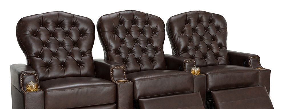 Seatcraft Imperial Home Theater Chairs - Seatcraft Imperial Home Theater Chairs Seatcraft