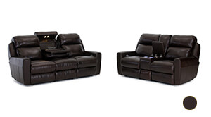 Seatcraft Geneva Sofa and Loveseat
