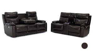 Seatcraft Hacienda Sofa and Loveseat