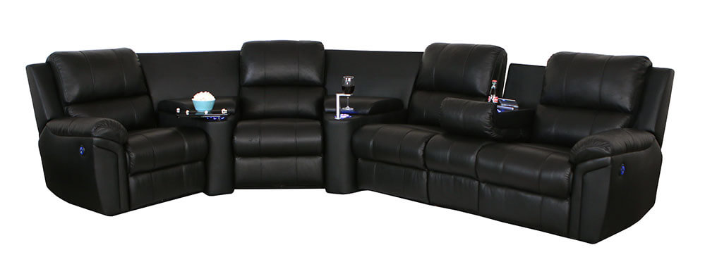 Seatcraft Madison Multimedia Sofa
