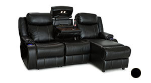 Seatcraft Napoli Home Theater Sofa