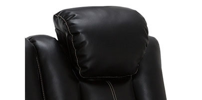 Seatcraft Santiago Multimedia Sofas Powered Headrest