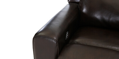 Seatcraft Geneva Sofa and Loveseat Rolled Armrests
