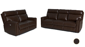 Seatcraft Rosetta Sofa and Loveseat