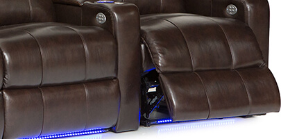 Seatcraft Monterey with Ambient Baselighting