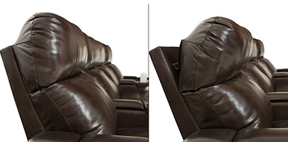 Seatcraft Sedona with Power Adjustable Headrests