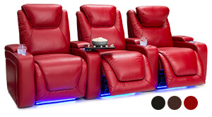 Seatcraft Equinox Home Theater Seats