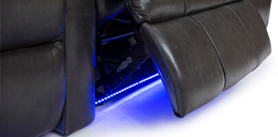 Seatcraft Helios with Ambient Baselighting