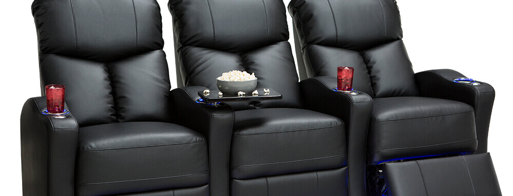 Seatcraft Raleigh Home Theater Seating