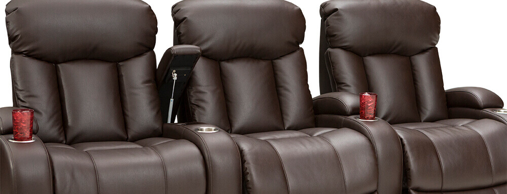 Seatcraft Sausalito Home Theater Seats