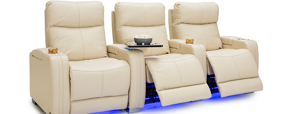 Seatcraft Solstice Home Theater Seats