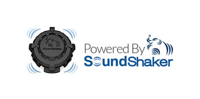 Seatcraft Cadence SoundShaker Technology