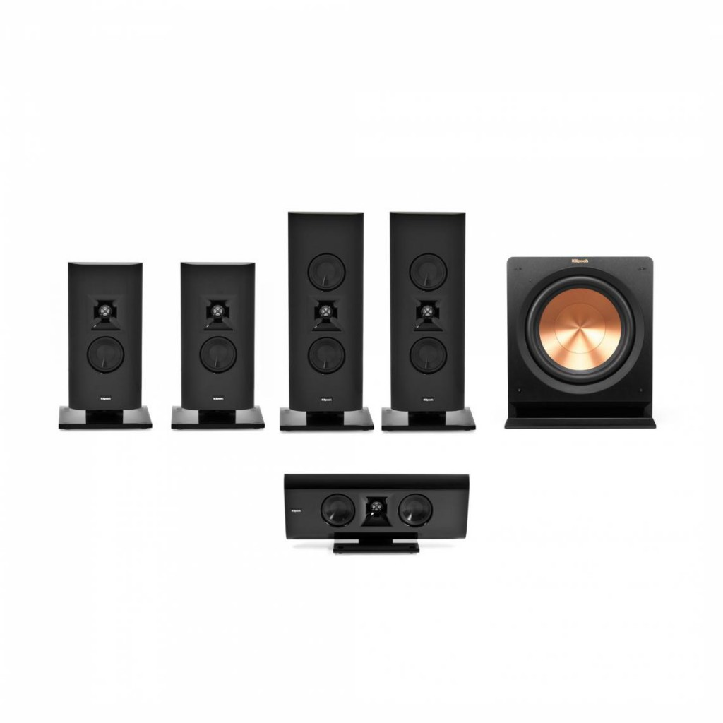 Klipsch-Gallery-G-16-Home-Theater-System
