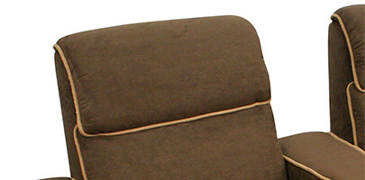 Seatcraft Lorenzo Padded Headrests