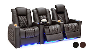 Seatcraft Stanza Home Theater Seats