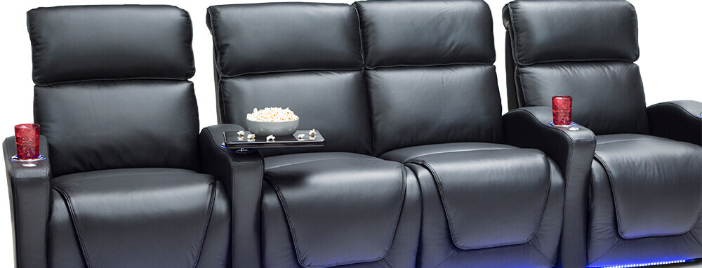 Seatcraft Templar Home Theater Seats | Seatcraft