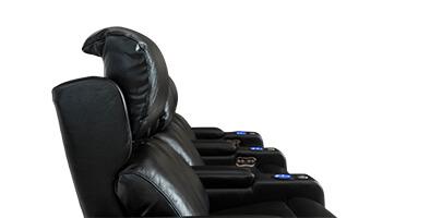 Power Adjustable Headrests